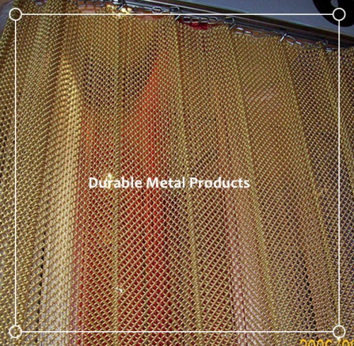 Metal Decorative Wire Mesh