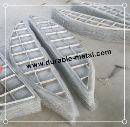 Demister Knitted Wire Mesh