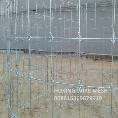Steel Wire Deer Fence Wildlife Fencing - Anping Huxing Wire Mesh