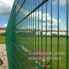 High Security 868 Green Twin Wire Fence