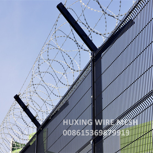 Y Post 358 High Security Fence
