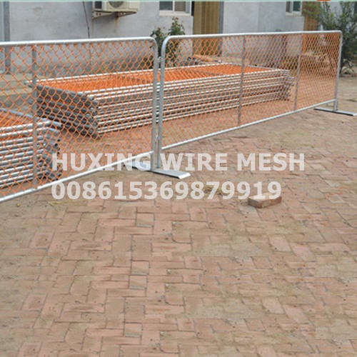 Chain Link Mesh Crowd Safety Barriers