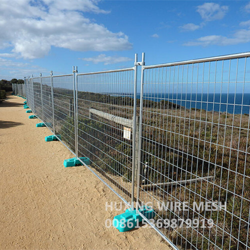 2100x2400mm HDG Temporary Fence Panels